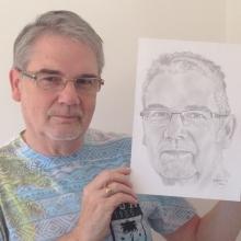 Stewart Bint, author pic